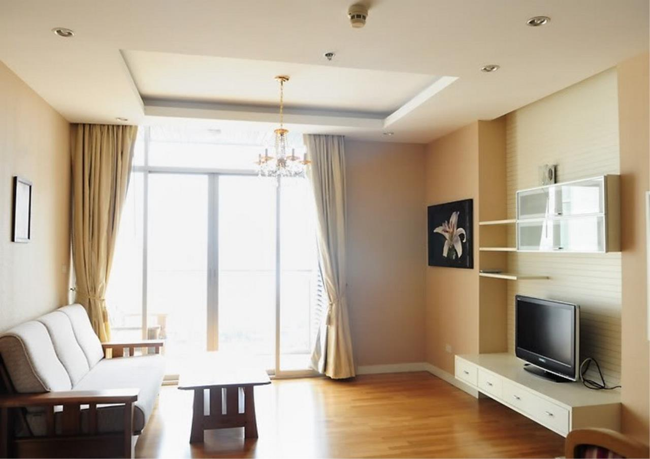 Bangkok Residential Agency's 1 Bed Condo For Rent in Sathorn BR6192CD 1