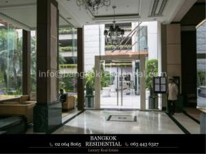 Bangkok Residential Agency's 2 Bed Condo For Rent in Chidlom BR6223CD 11