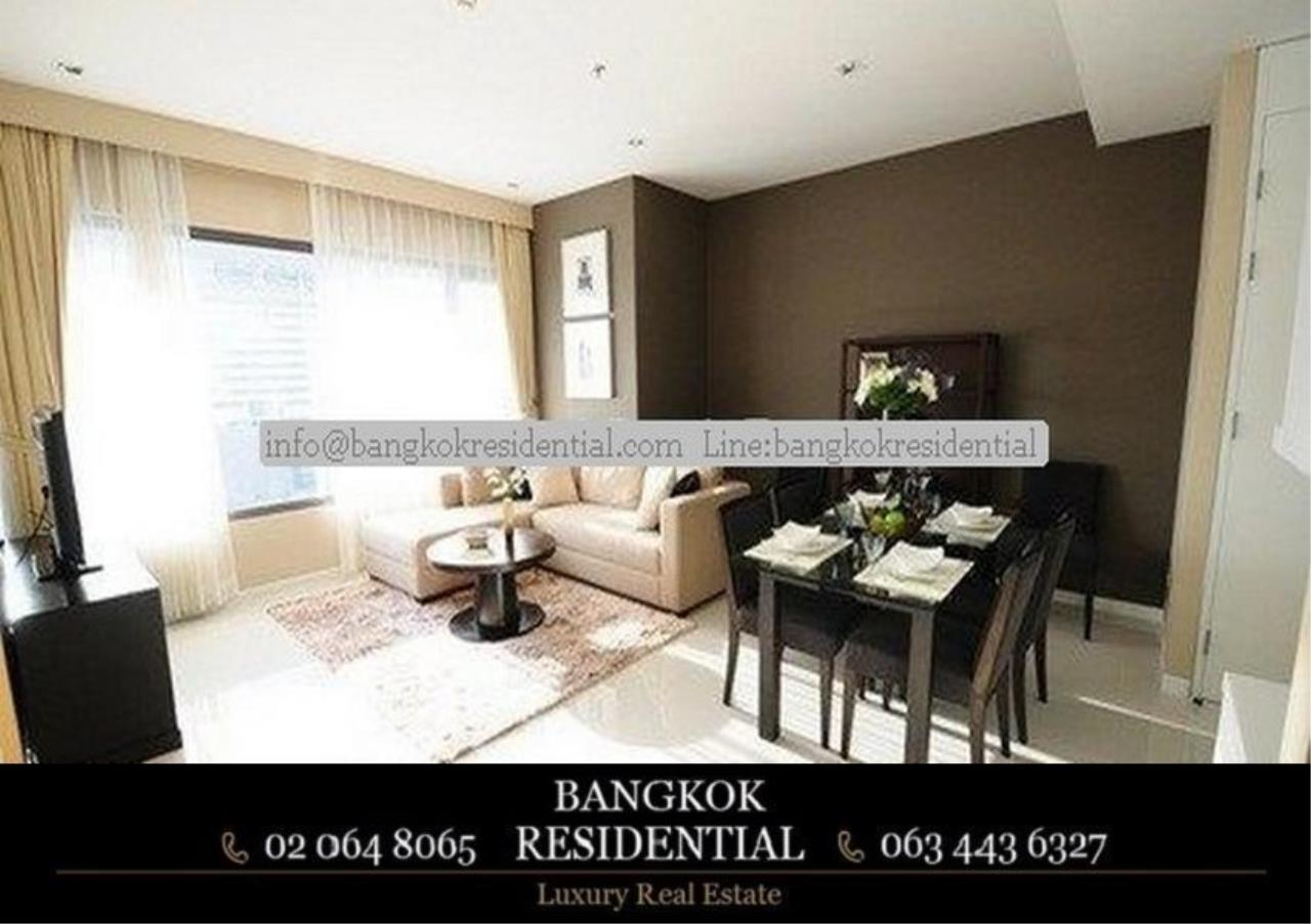 Bangkok Residential Agency's 3 Bed Condo For Rent in Phrom Phong BR6230CD 20