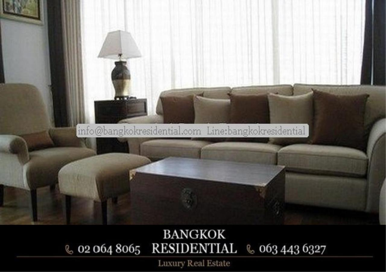 Bangkok Residential Agency's 3 Bed Condo For Rent in Phrom Phong BR6230CD 24