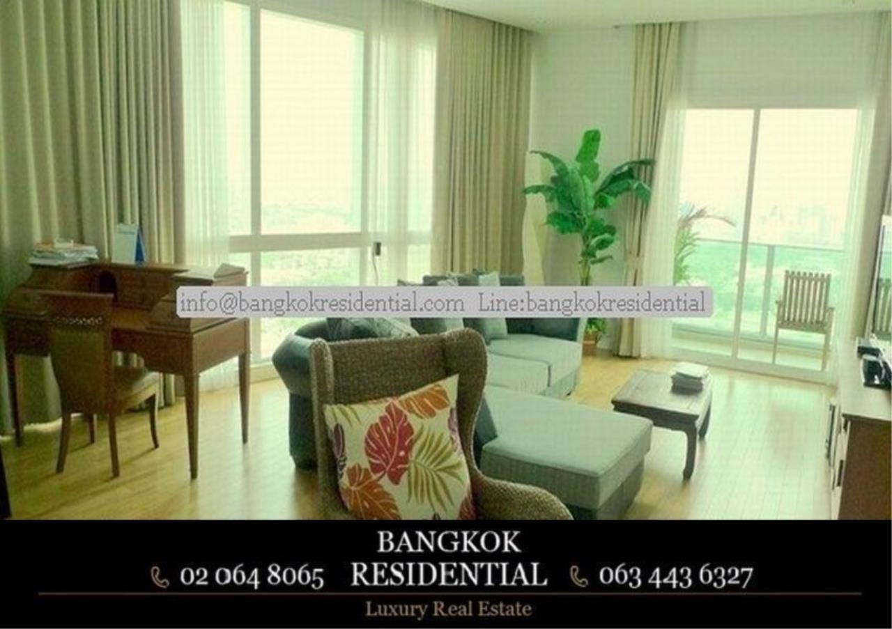 Bangkok Residential Agency's 3 Bed Condo For Rent in Asoke BR6240CD 1