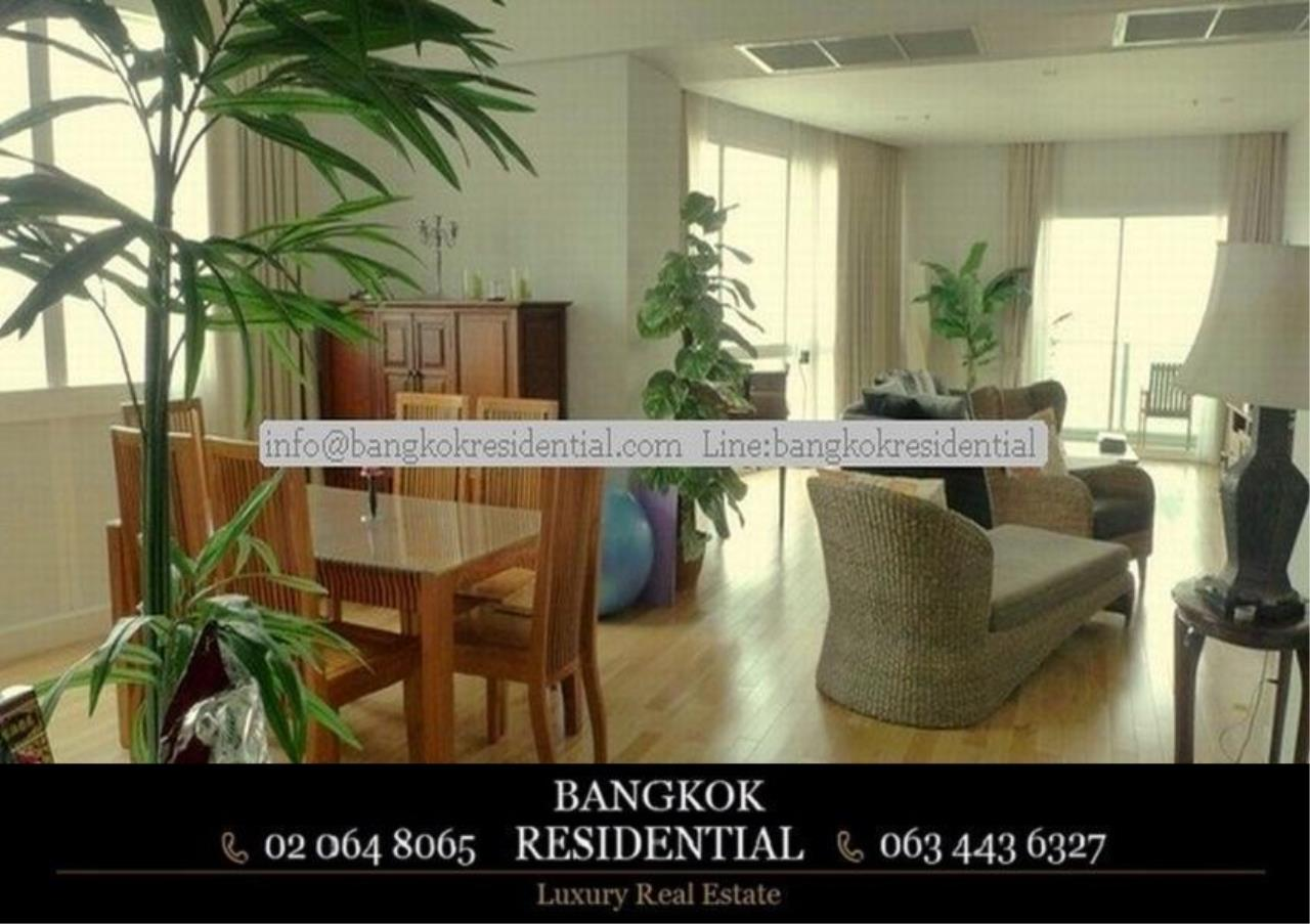 Bangkok Residential Agency's 3 Bed Condo For Rent in Asoke BR6240CD 2