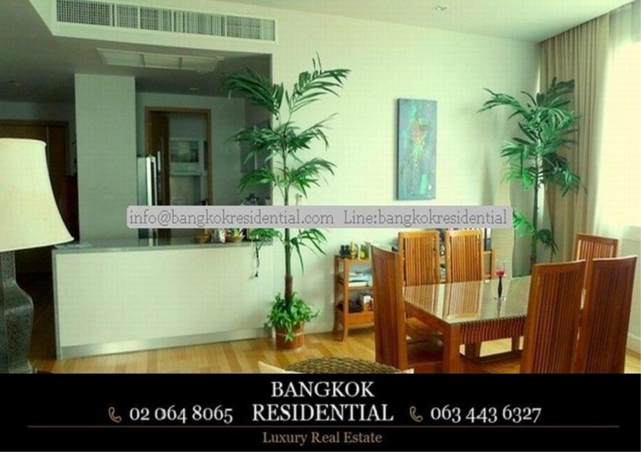 Bangkok Residential Agency's 3 Bed Condo For Rent in Asoke BR6240CD 3