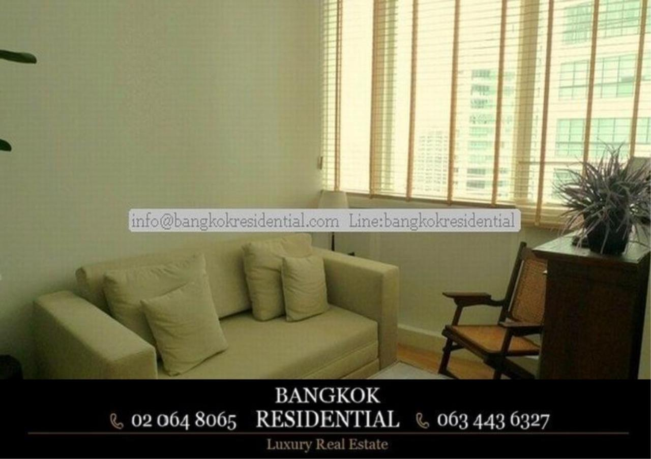 Bangkok Residential Agency's 3 Bed Condo For Rent in Asoke BR6240CD 4