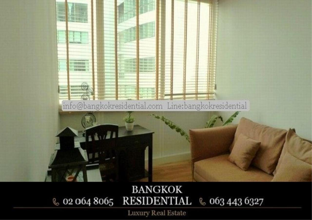 Bangkok Residential Agency's 3 Bed Condo For Rent in Asoke BR6240CD 5