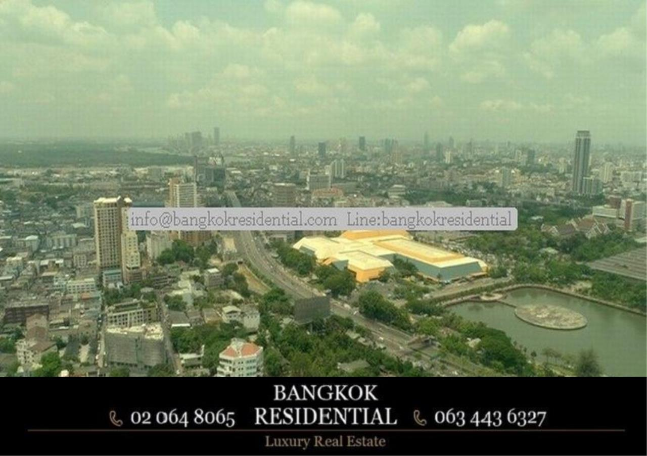 Bangkok Residential Agency's 3 Bed Condo For Rent in Asoke BR6240CD 7