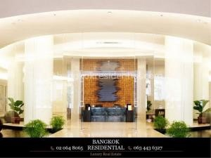 Bangkok Residential Agency's 1 Bed Condo For Rent in Ratchadamri BR6250CD 15