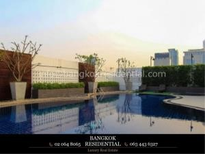 Bangkok Residential Agency's 2 Bed Condo For Rent in Phloenchit BR6268CD 7