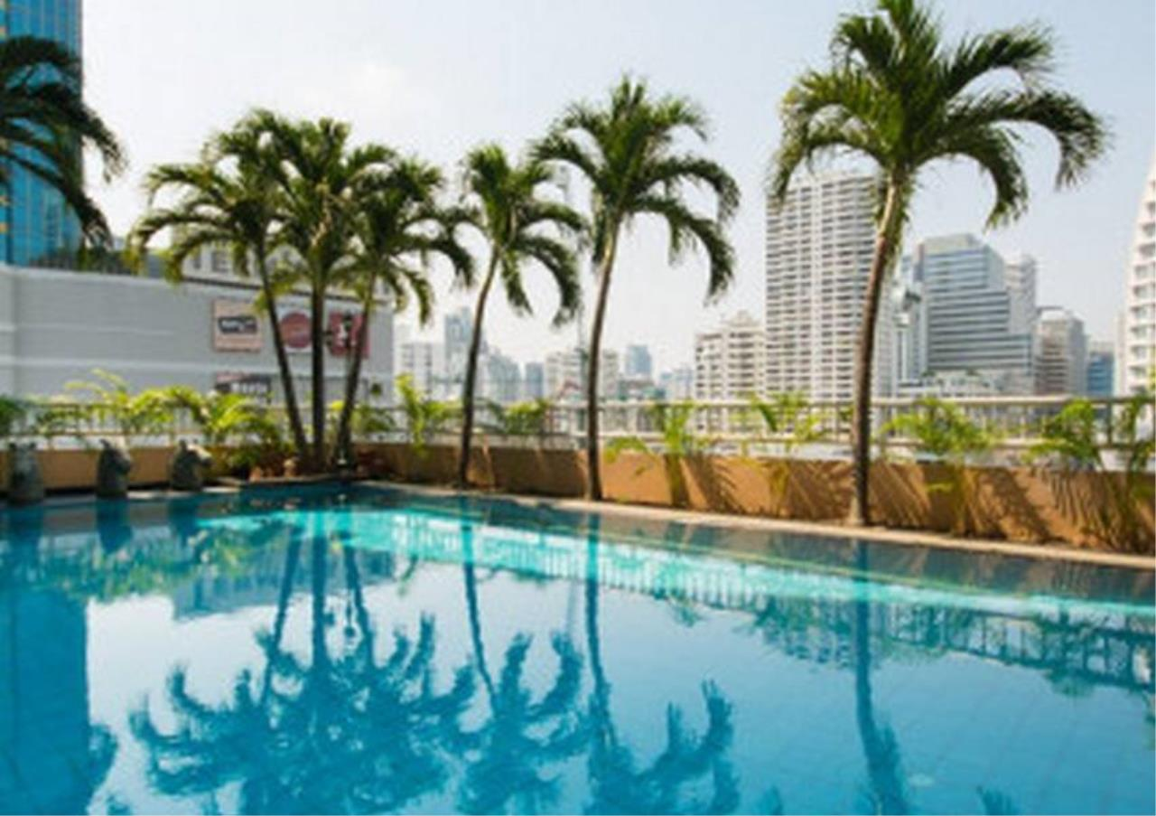 Bangkok Residential Agency's 2 Bed Condo For Rent in Asoke BR6291CD 1