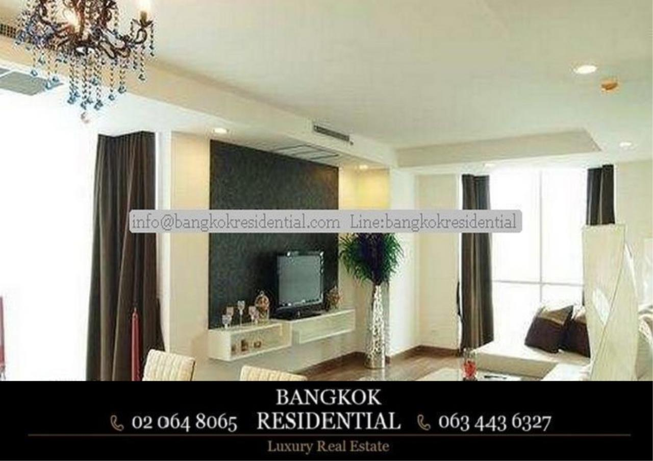 Bangkok Residential Agency's 2 Bed Condo For Rent in Ratchadamri BR6325CD 11