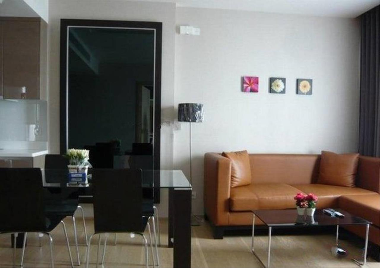 Bangkok Residential Agency's 1 Bed Condo For Rent in Thonglor BR6332CD 1