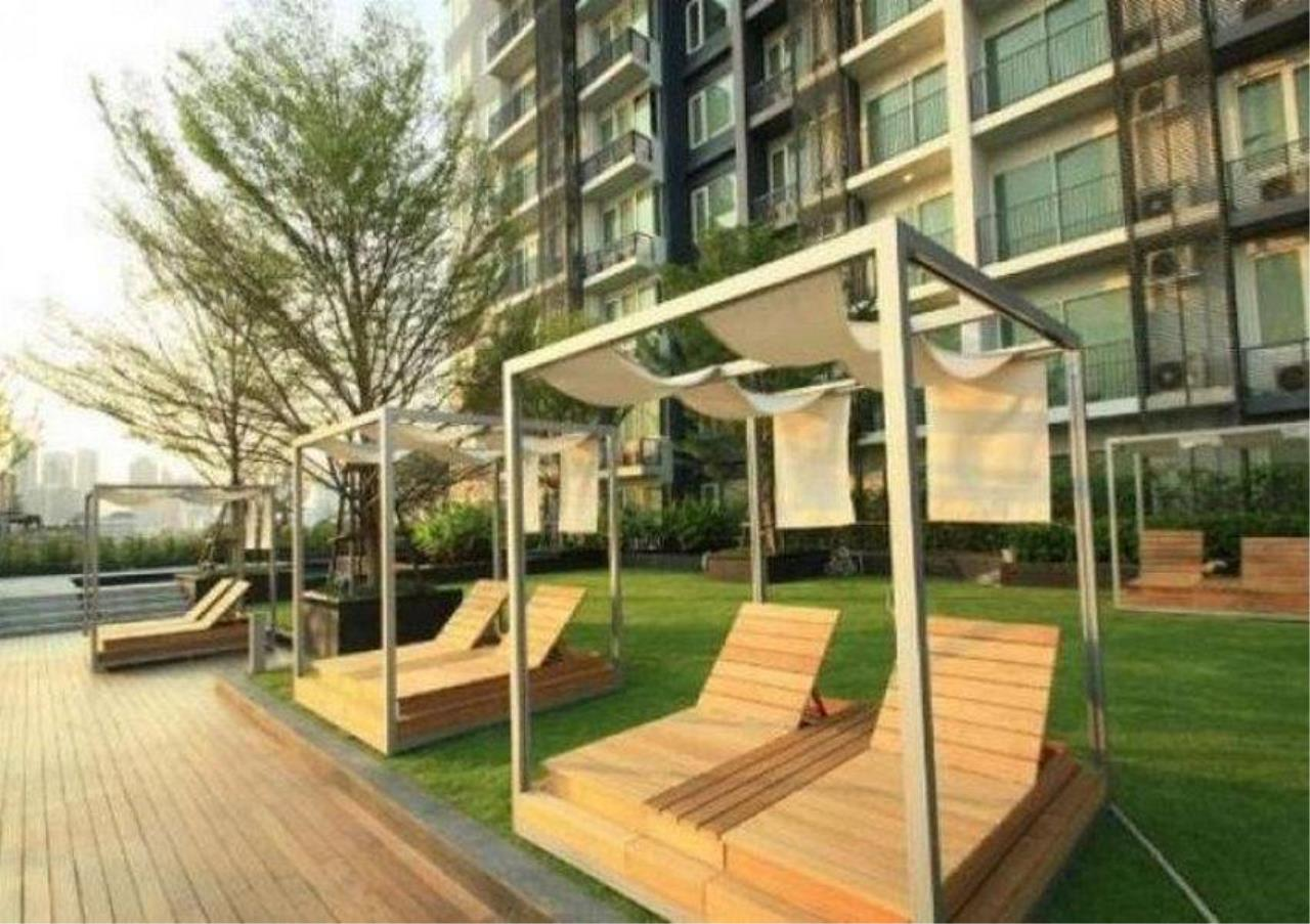Bangkok Residential Agency's 1 Bed Condo For Rent in Thonglor BR6332CD 10