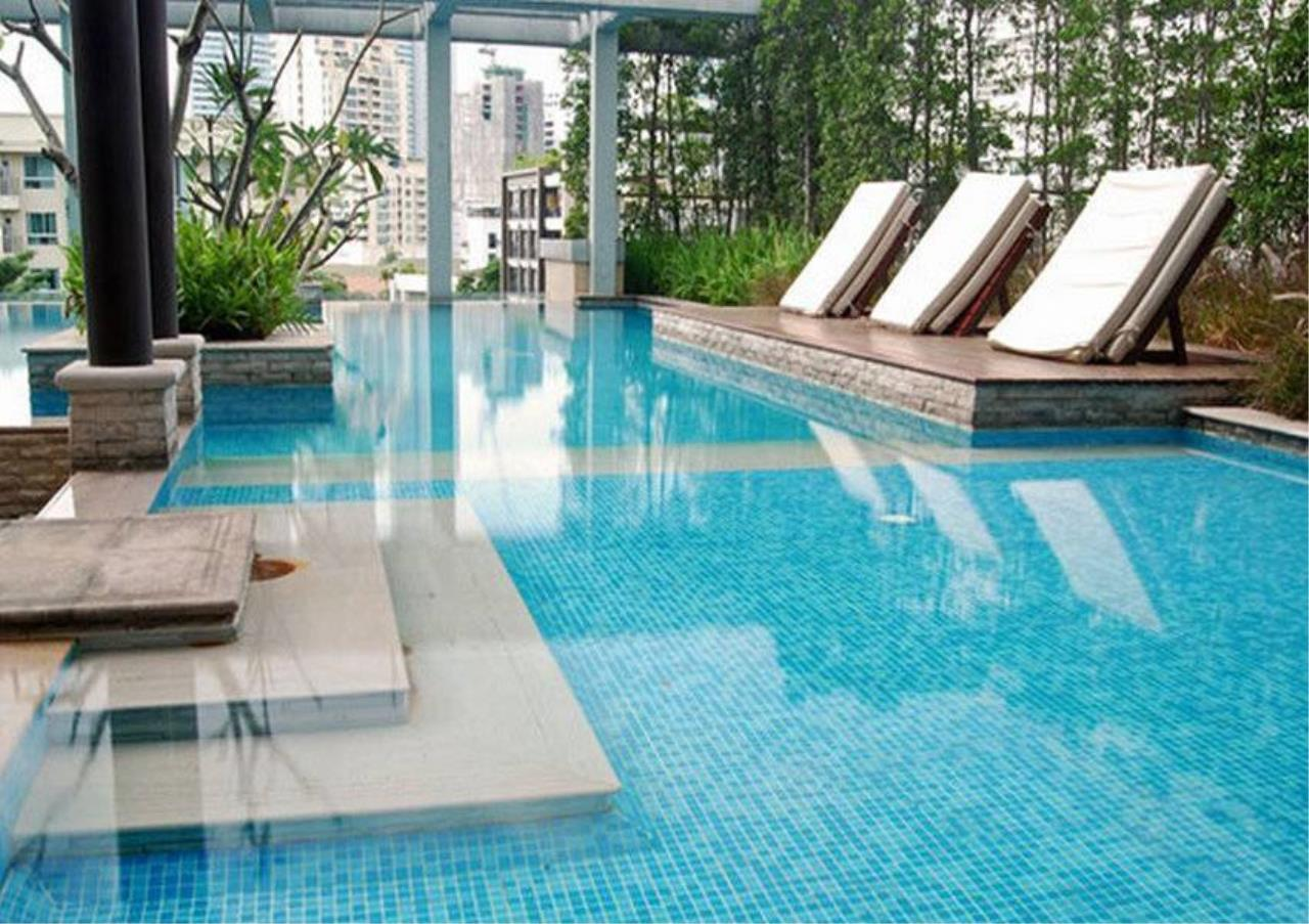 Bangkok Residential Agency's 2 Bed Condo For Rent in Phrom Phong BR6384CD 1