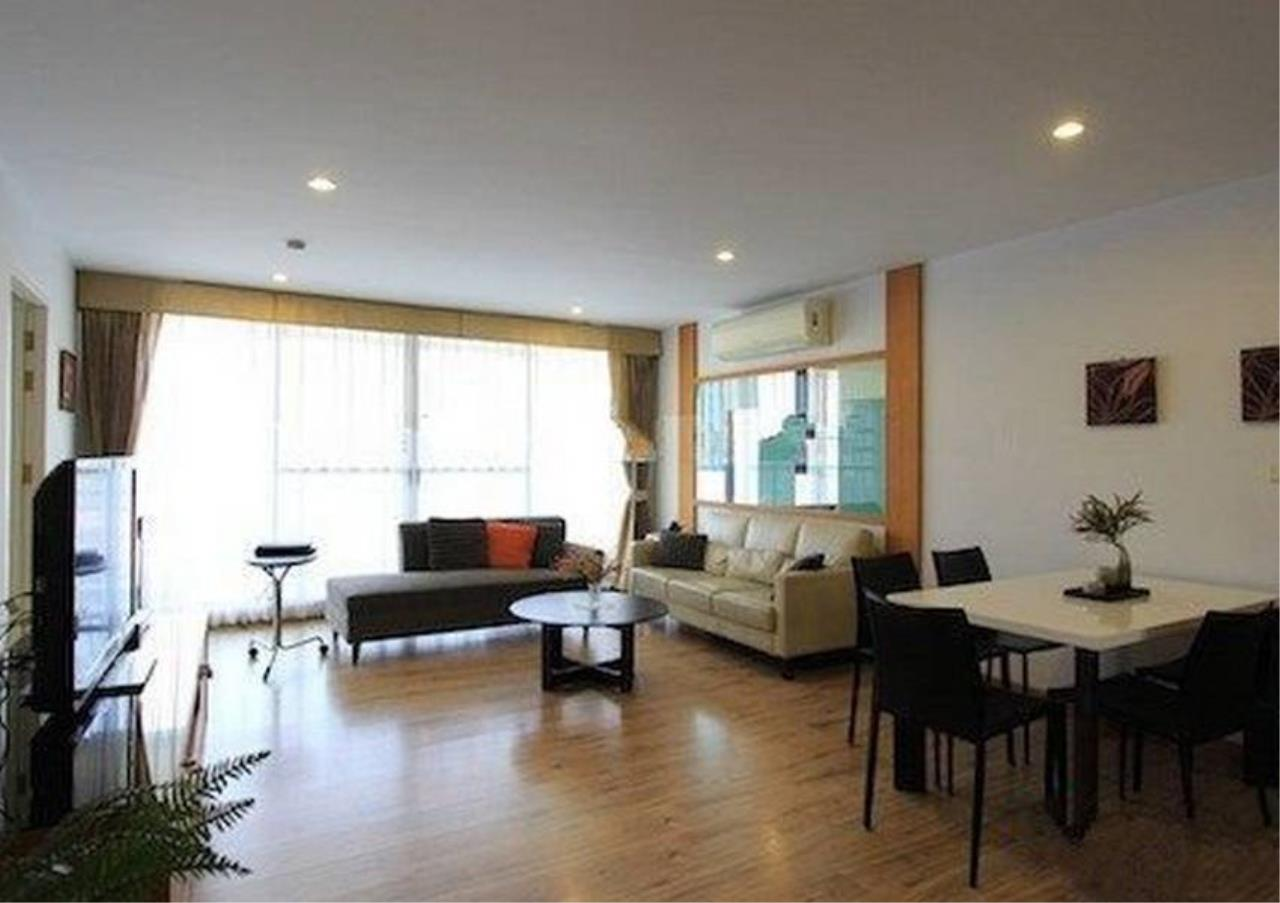 Bangkok Residential Agency's 2 Bed Condo For Rent in Phrom Phong BR6431CD 2