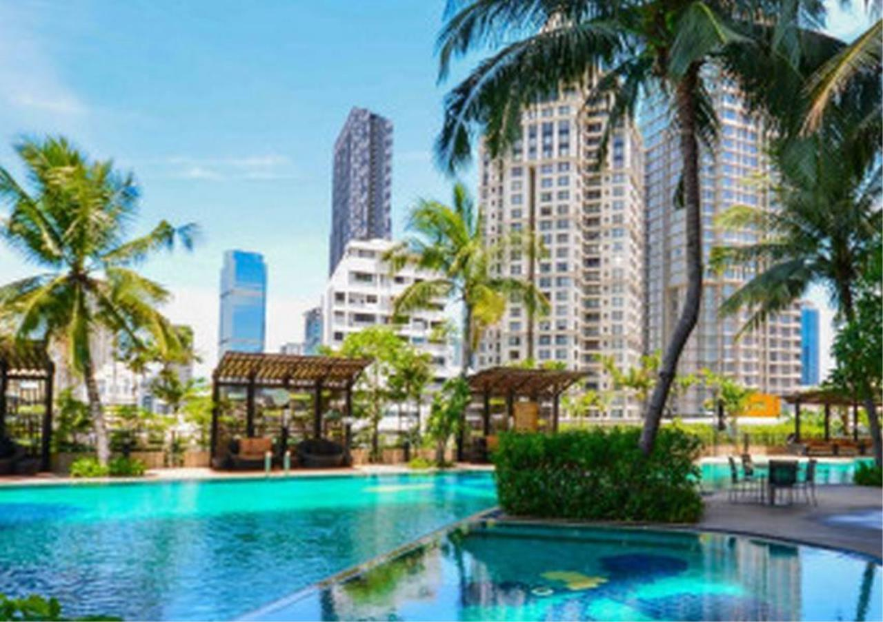Bangkok Residential Agency's 2 Bed Condo For Rent in Sathorn BR6441CD 1
