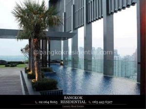 Bangkok Residential Agency's 2 Bed Condo For Rent in Phrom Phong BR6461CD 16