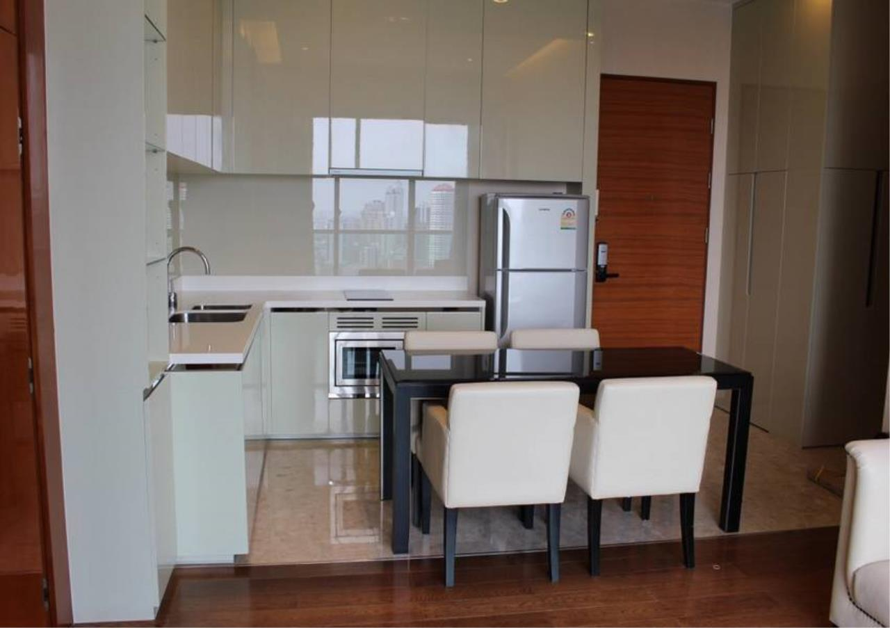 Bangkok Residential Agency's 2 Bed Condo For Rent in Phrom Phong BR6463CD 4