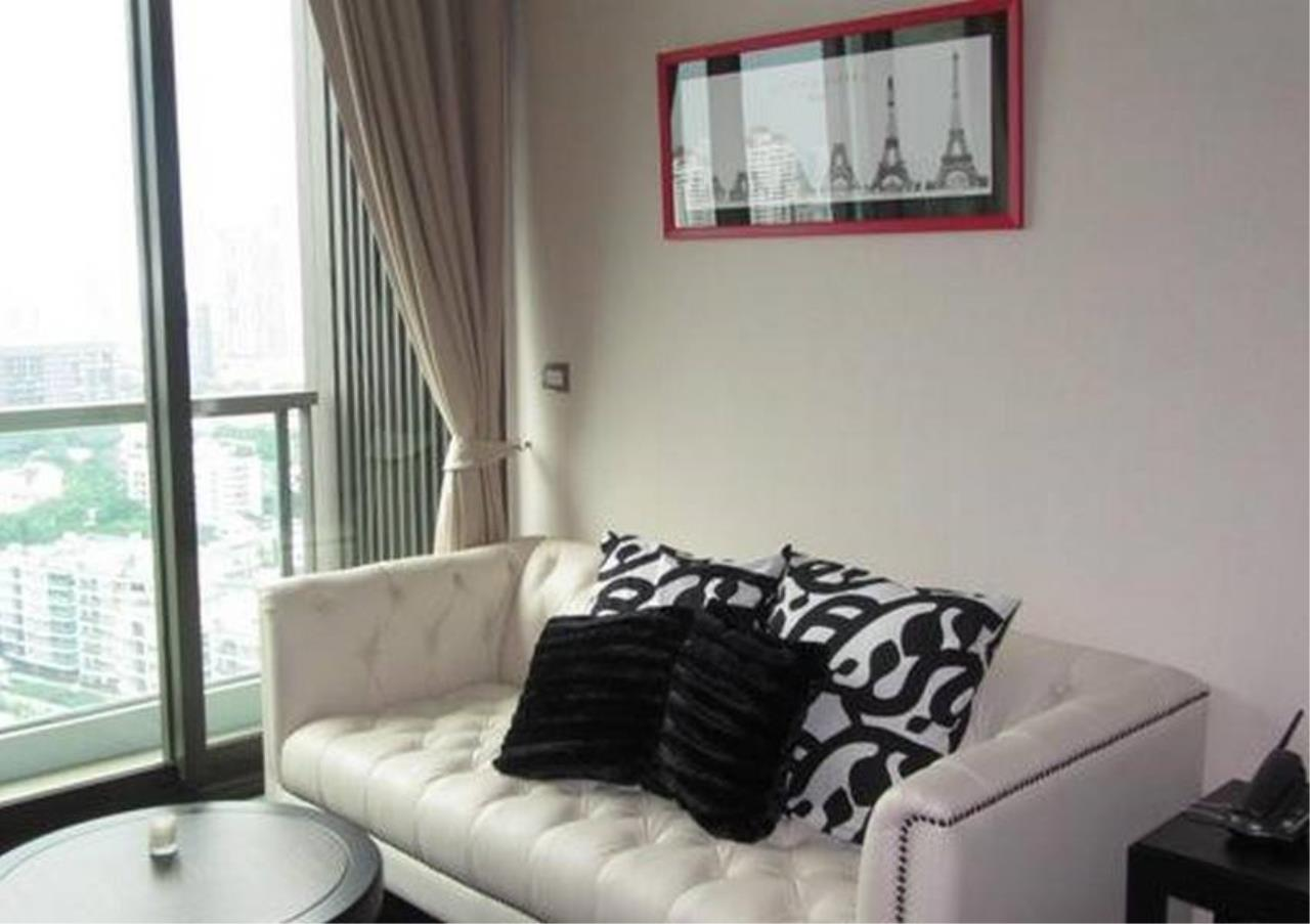 Bangkok Residential Agency's 2 Bed Condo For Rent in Phrom Phong BR6466CD 1