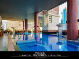 Bangkok Residential Agency's 3 Bed Condo For Rent in Asoke BR6497CD 15