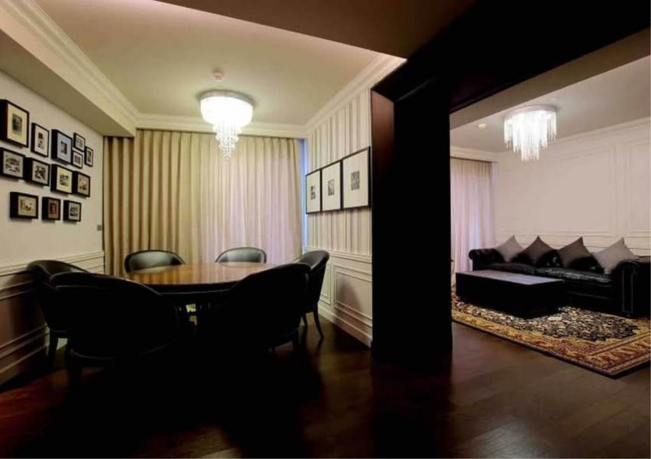 Bangkok Residential Agency's 3 Bed Penthouse For Rent in Phrom Phong BR6502CD 5