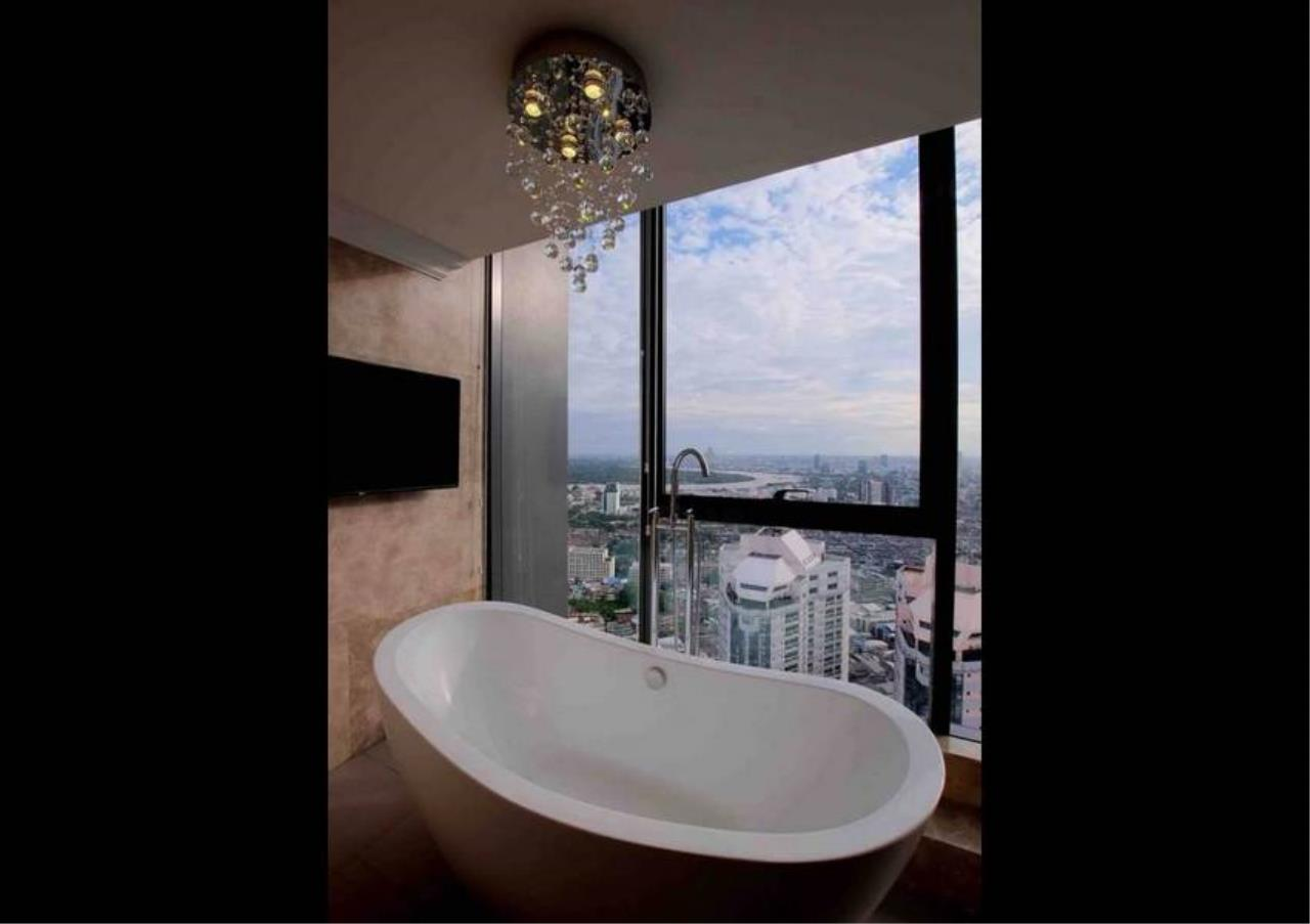 Bangkok Residential Agency's 3 Bed Penthouse For Rent in Phrom Phong BR6502CD 18