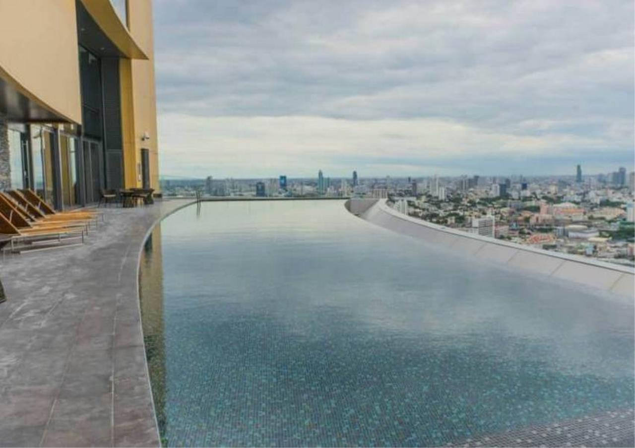 Bangkok Residential Agency's 3 Bed Penthouse For Rent in Phrom Phong BR6502CD 21