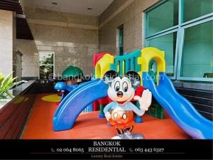 Bangkok Residential Agency's 3 Bed Condo For Rent in Chidlom BR6514CD 12