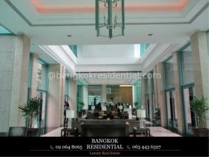 Bangkok Residential Agency's 3 Bed Condo For Rent in Chidlom BR6514CD 11