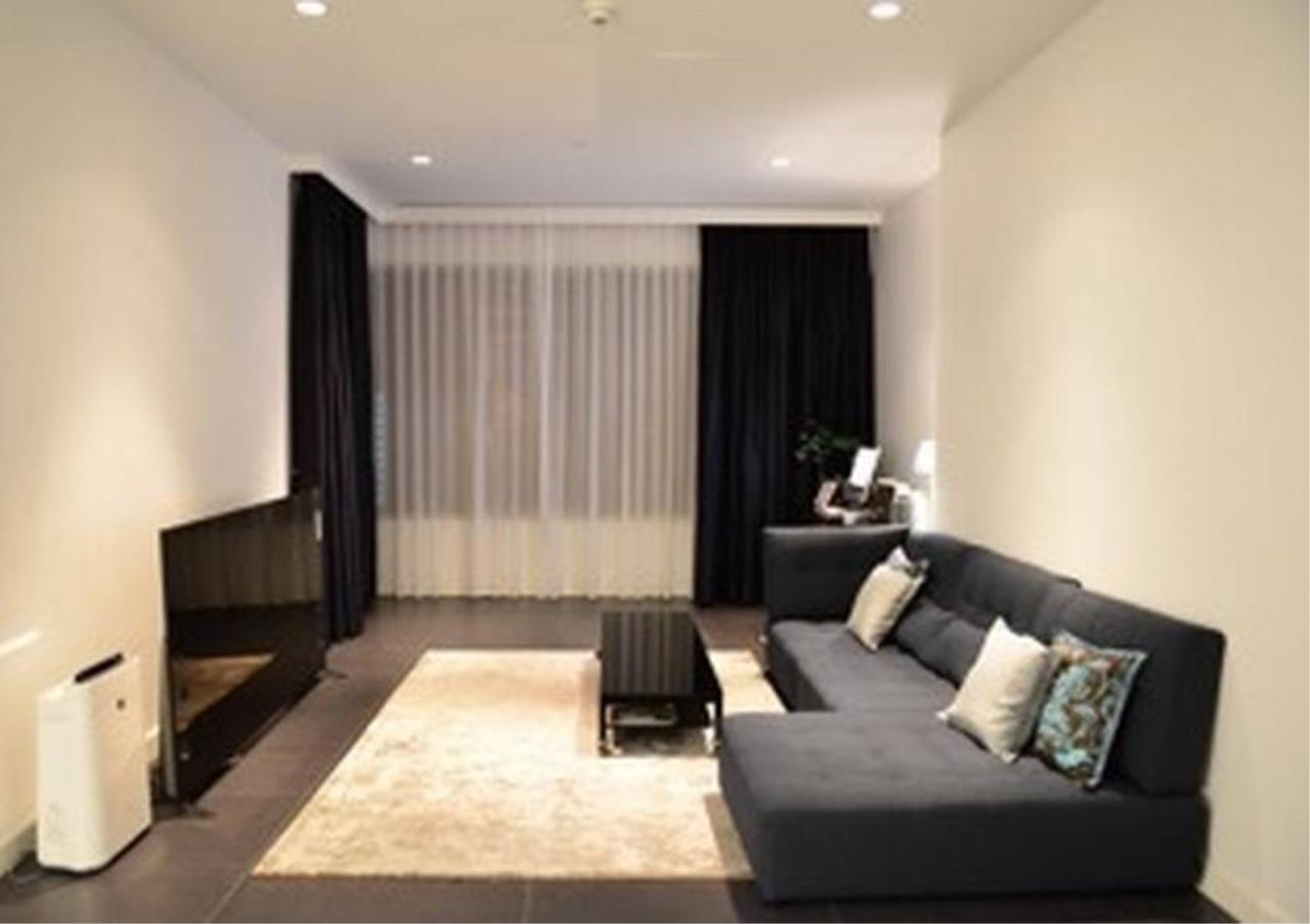 Bangkok Residential Agency's 2 Bed Condo For Rent in Ratchadamri BR6528CD 1