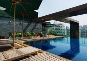 Bangkok Residential Agency's 1 Bed Condo For Rent in Asoke BR6538CD 2