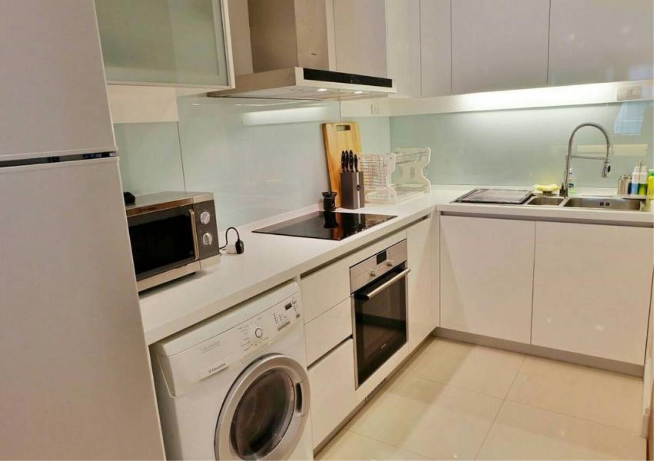Bangkok Residential Agency's 3 Bed Condo For Rent in Phrom Phong BR6540CD 5