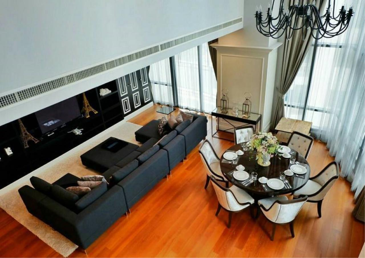 Bangkok Residential Agency's 3 Bed Condo For Rent in Phrom Phong BR6540CD 3