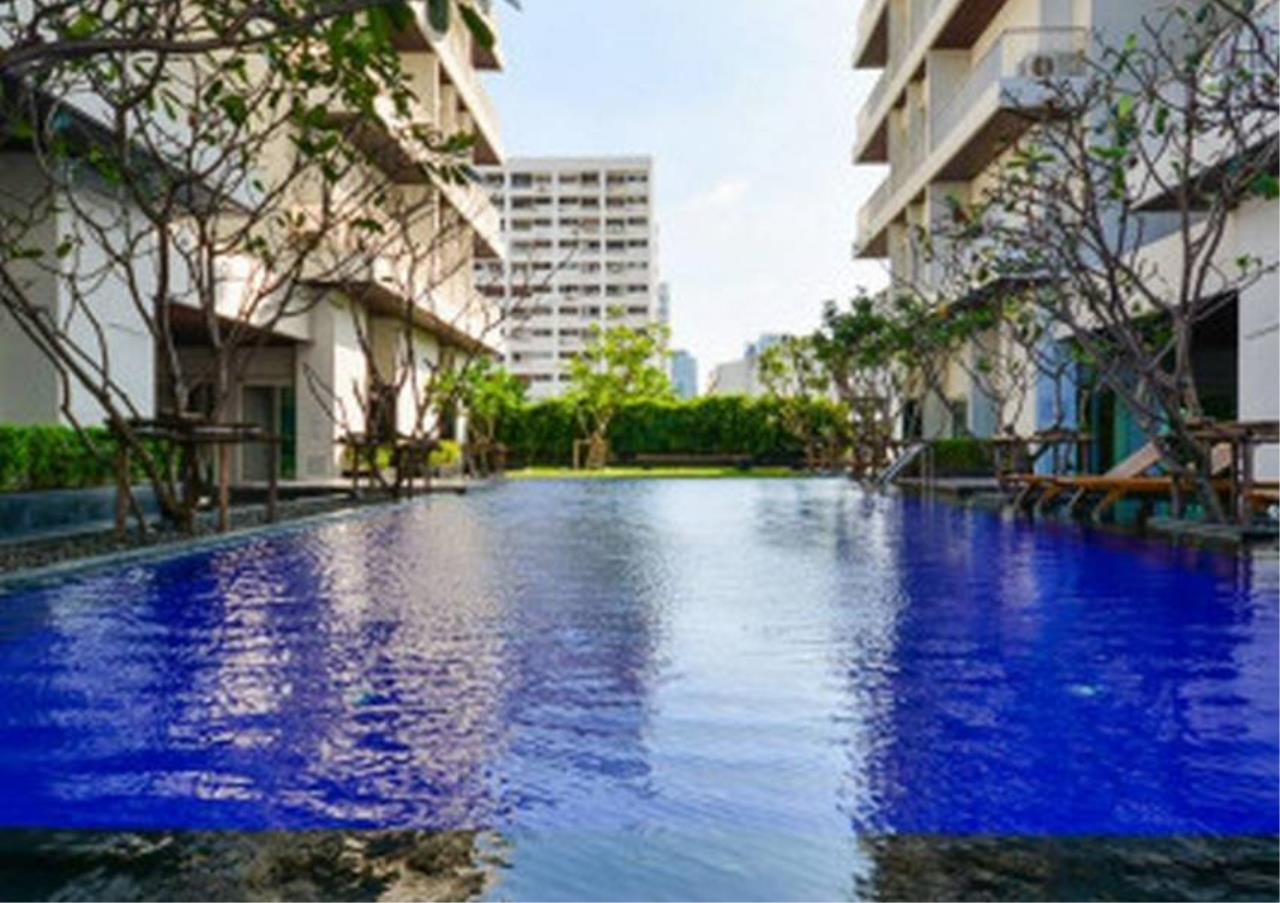 Bangkok Residential Agency's 2 Bed Condo For Rent in Thonglor BR6560CD 1
