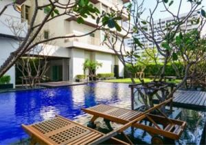 Bangkok Residential Agency's 2 Bed Condo For Rent in Thonglor BR6562CD 2