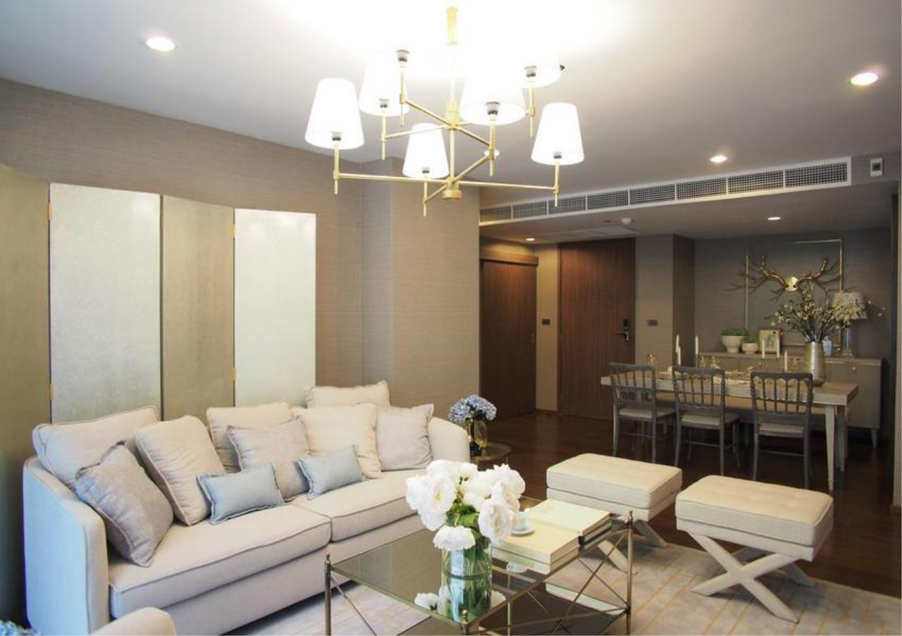 Bangkok Residential Agency's 3 Bed Condo For Sale in Sathorn BR6572CD 1