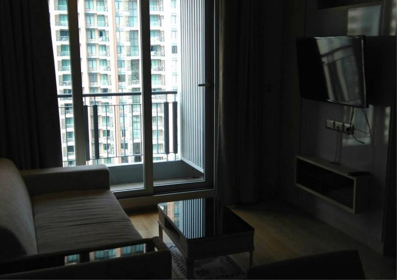 Bangkok Residential Agency's 1 Bed Condo For Rent in Phetchaburi BR6601CD 1