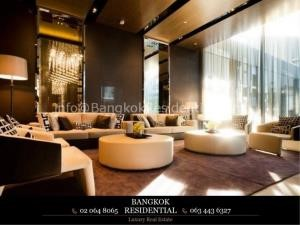 Bangkok Residential Agency's 1 Bed Condo For Rent in Thonglor BR6613CD 14