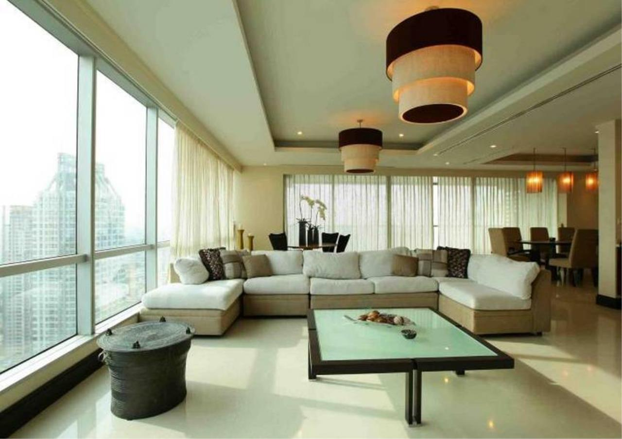Bangkok Residential Agency's 5 Bed Penthouse For Rent in Sathorn BR6620CD 2
