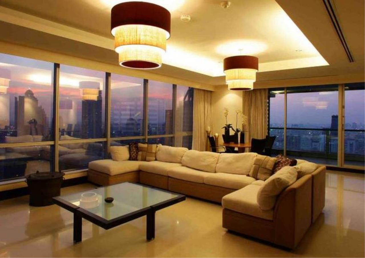 Bangkok Residential Agency's 5 Bed Penthouse For Rent in Sathorn BR6620CD 1