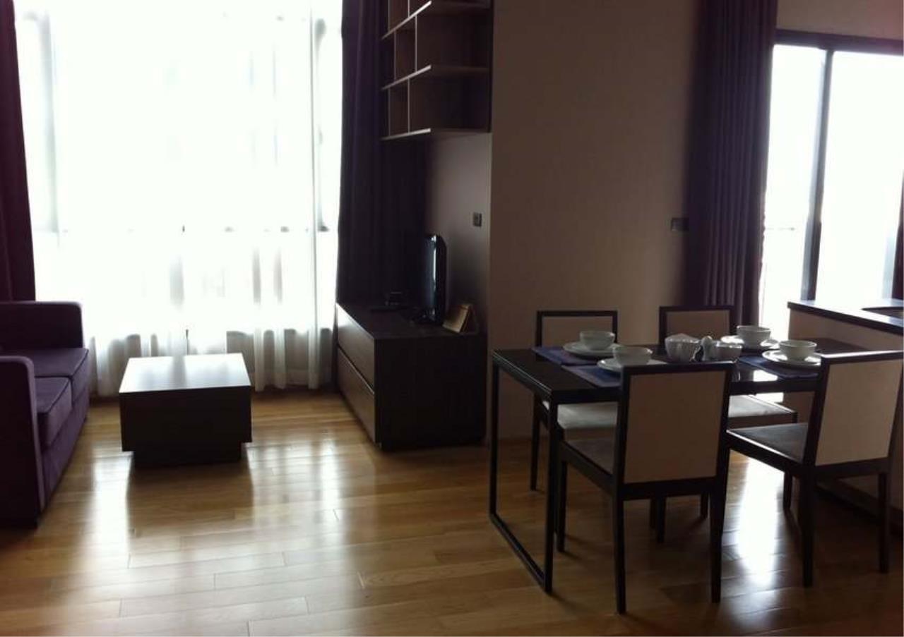 Bangkok Residential Agency's 2 Bed Condo For Rent Near  Riverside BR6629CD 1