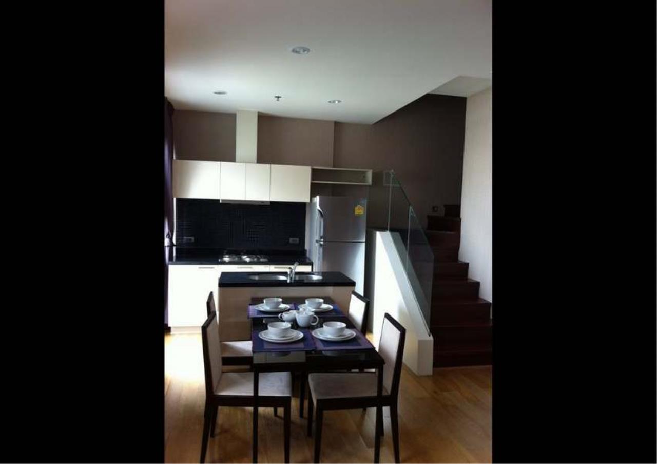 Bangkok Residential Agency's 2 Bed Condo For Rent Near  Riverside BR6629CD 2