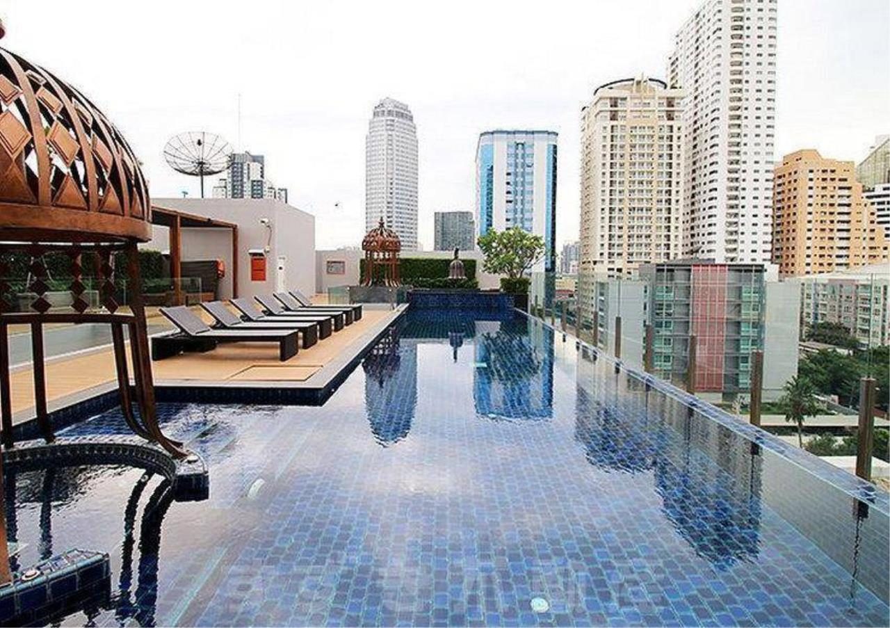 Bangkok Residential Agency's 1 Bed Condo For Rent in Ekkamai BR6633CD 1