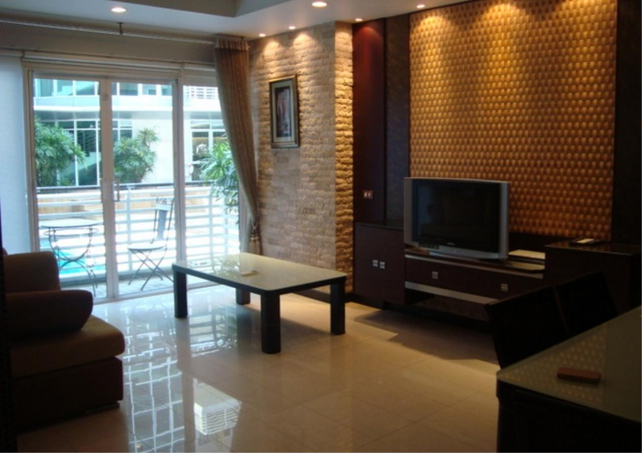 Bangkok Residential Agency's 2 Bed Condo For Rent in Ekkamai BR6668CD 1