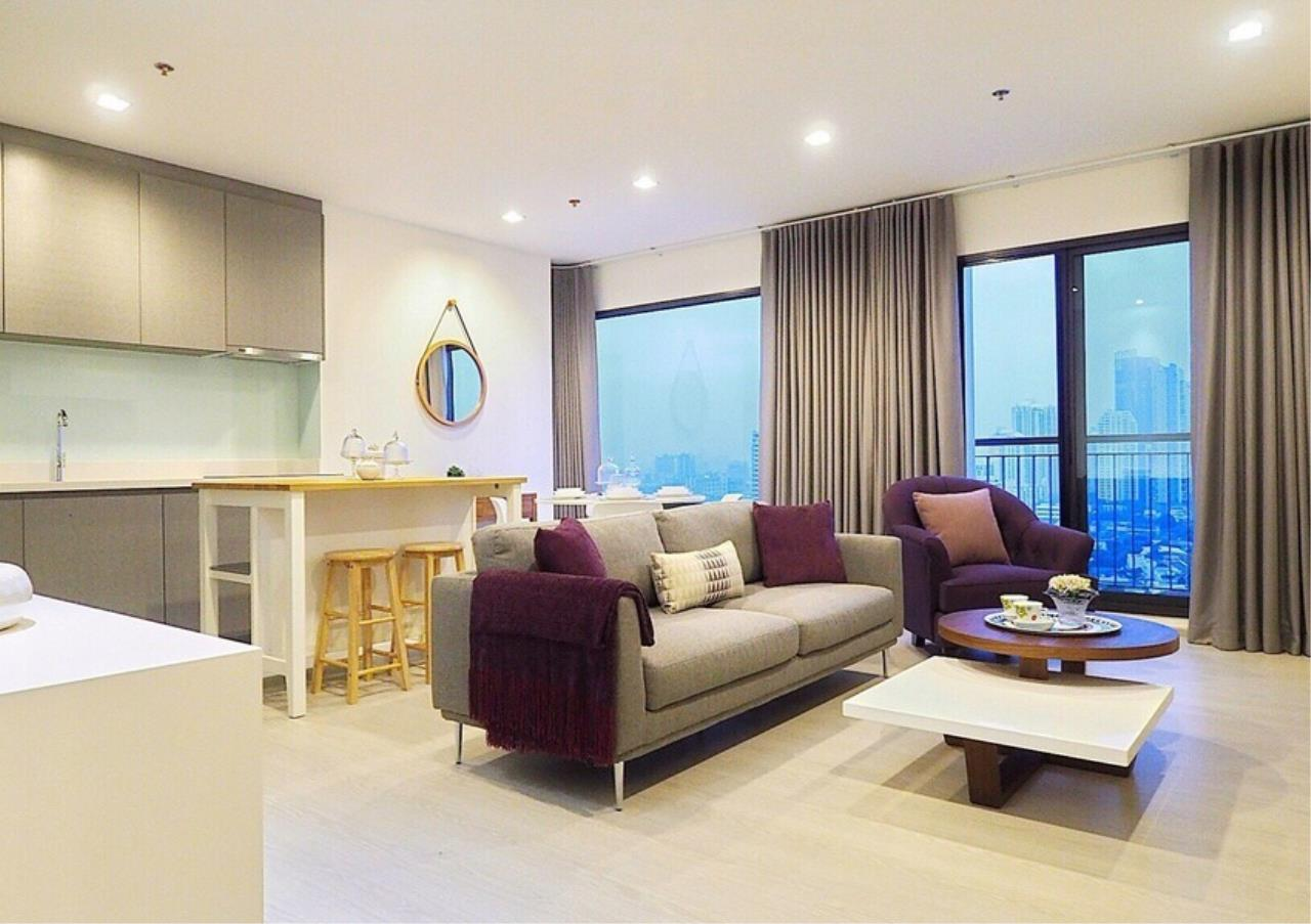 Bangkok Residential Agency's 2 Bed Condo For Sale in Thonglor BR6671CD 4
