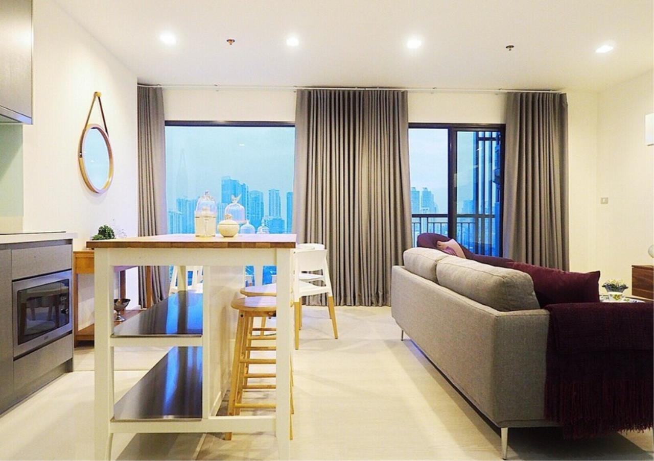 Bangkok Residential Agency's 2 Bed Condo For Sale in Thonglor BR6671CD 5