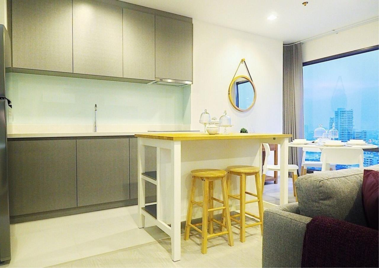 Bangkok Residential Agency's 2 Bed Condo For Sale in Thonglor BR6671CD 6