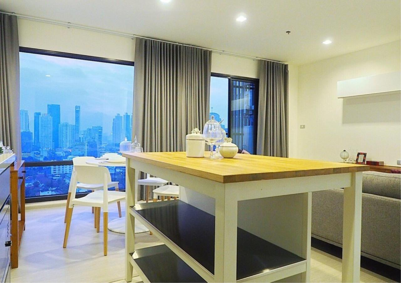 Bangkok Residential Agency's 2 Bed Condo For Sale in Thonglor BR6671CD 7