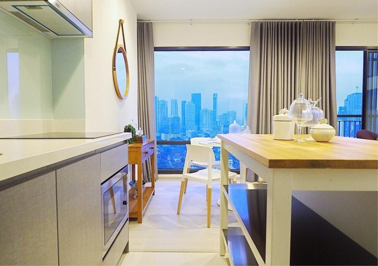 Bangkok Residential Agency's 2 Bed Condo For Sale in Thonglor BR6671CD 8