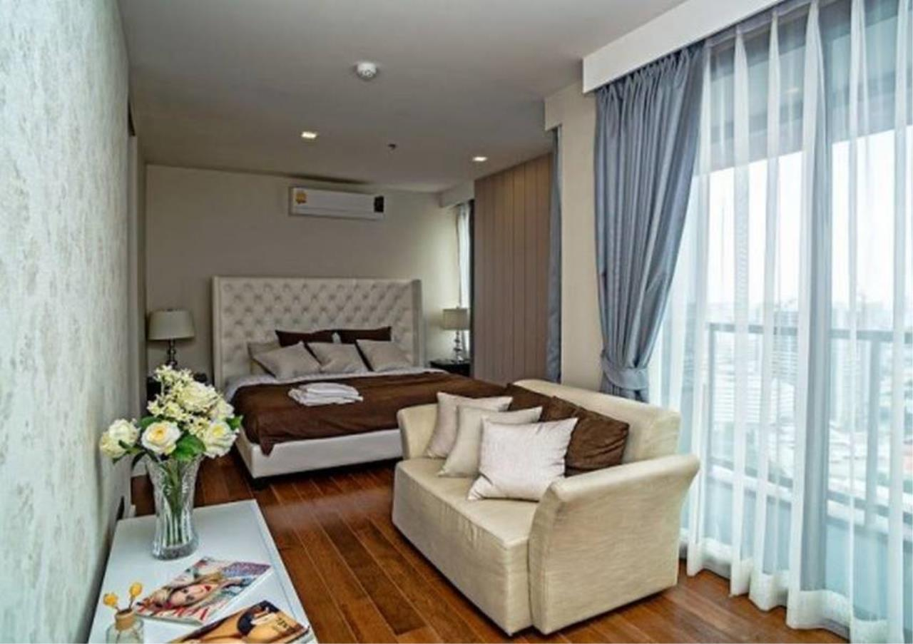 Bangkok Residential Agency's 3 Bed Penthouse For Rent in M Phayathai BR6684CD 3