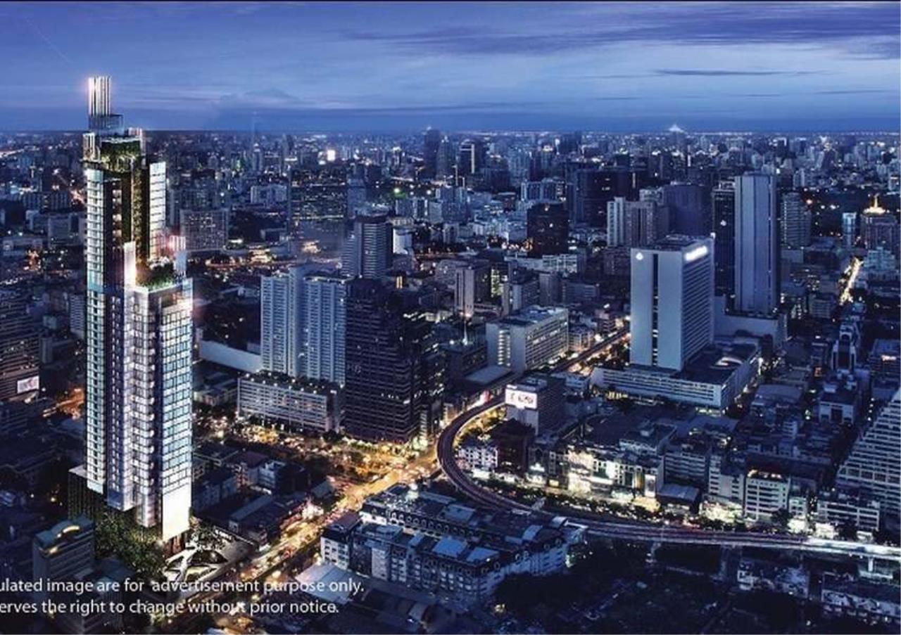 Bangkok Residential Agency's 2 Bed Condo For Sale in Sathorn BR6686CD 7